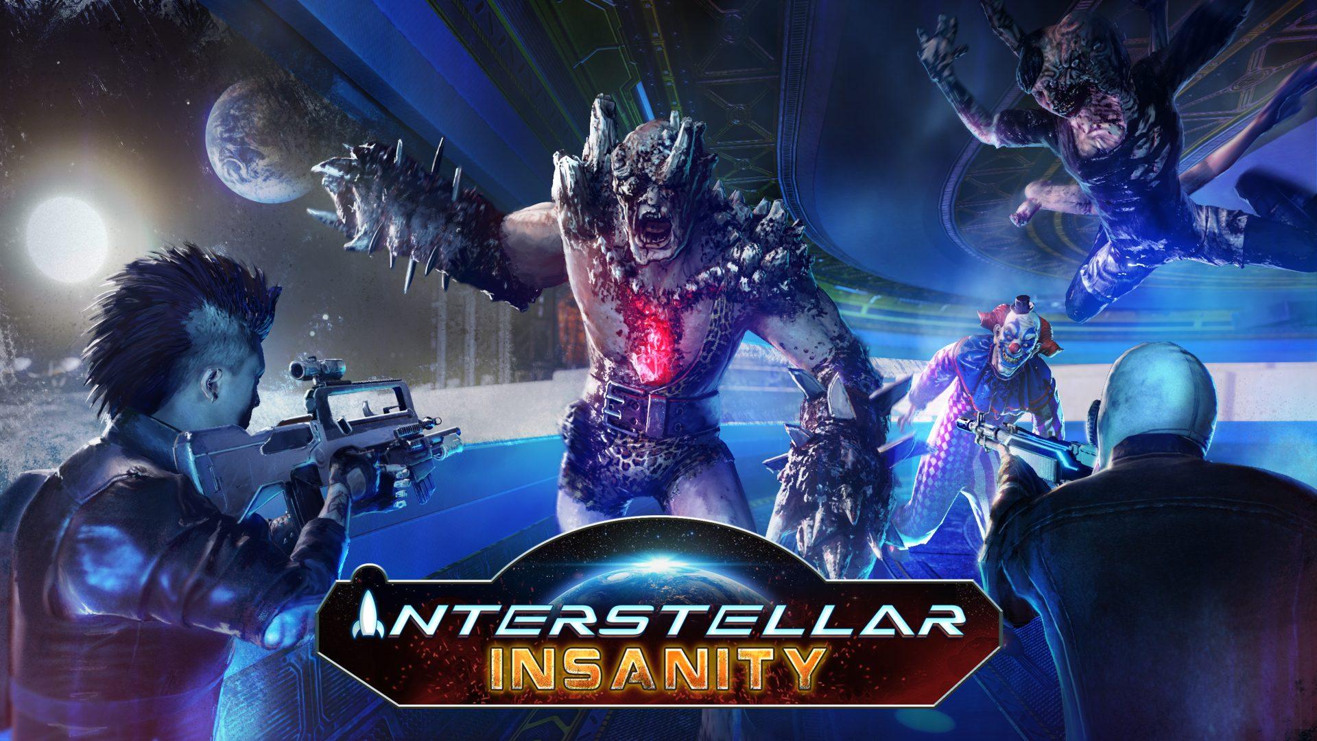 Killing Floor 2: Interstellar Insanity key art | Tripwire Interactive