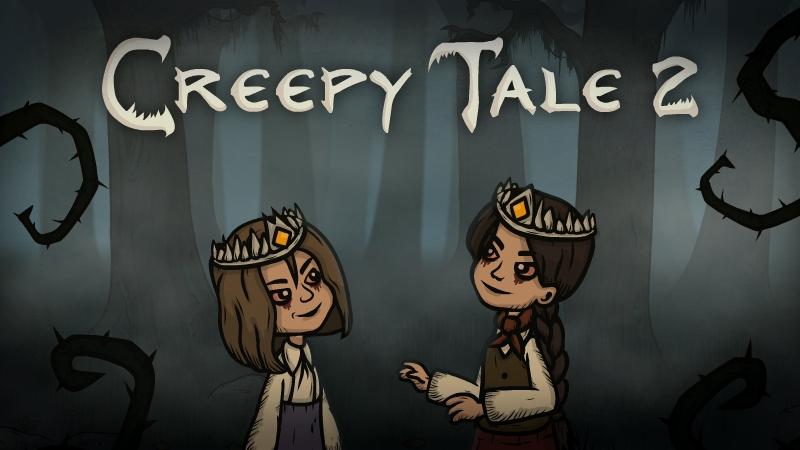 Creepy Tale 2 - Logo Art | Creepy Brothers