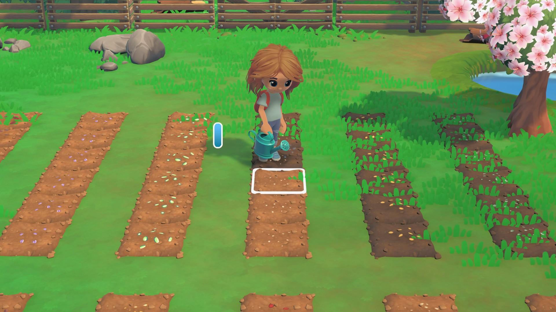Hokko Life - Farming Update | Wonderscope Games, Team17