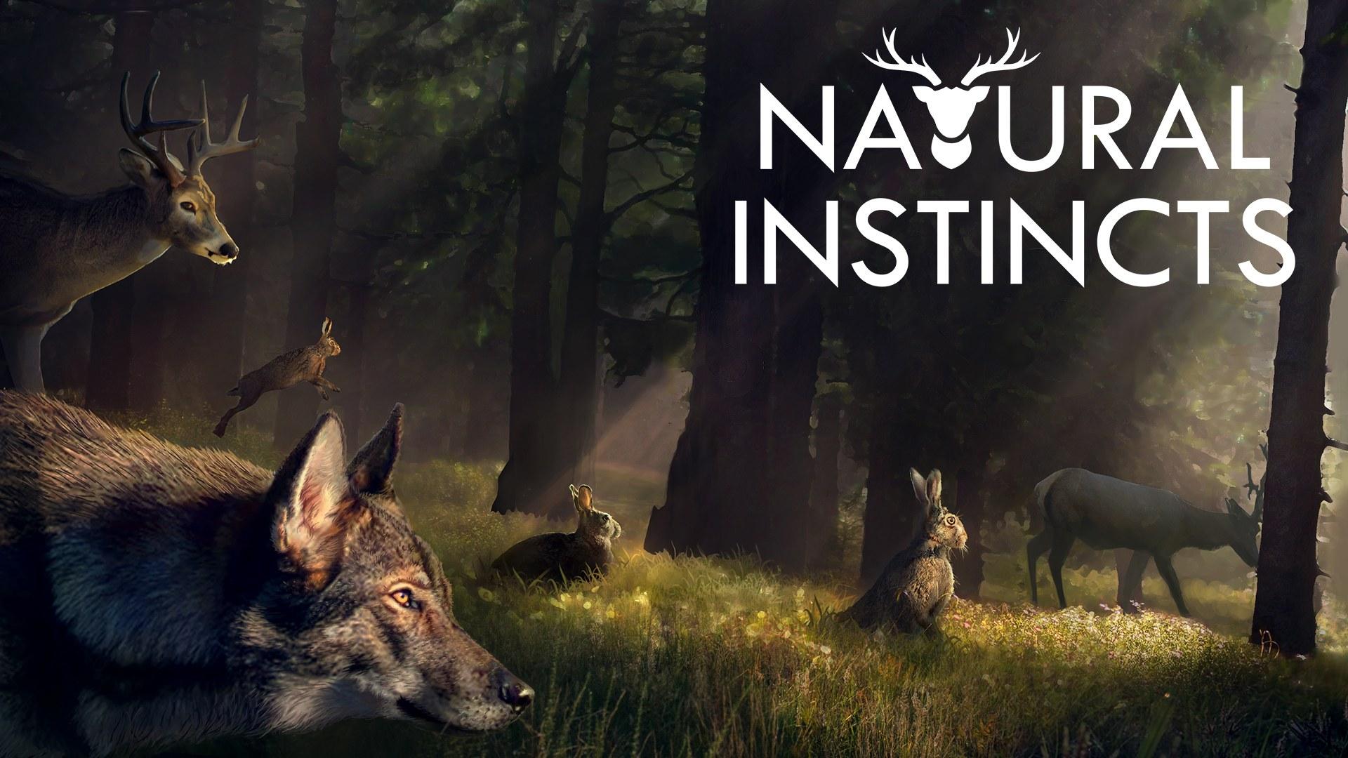 Natural Instincts - key art | Games Operators, DreamStorm Studios