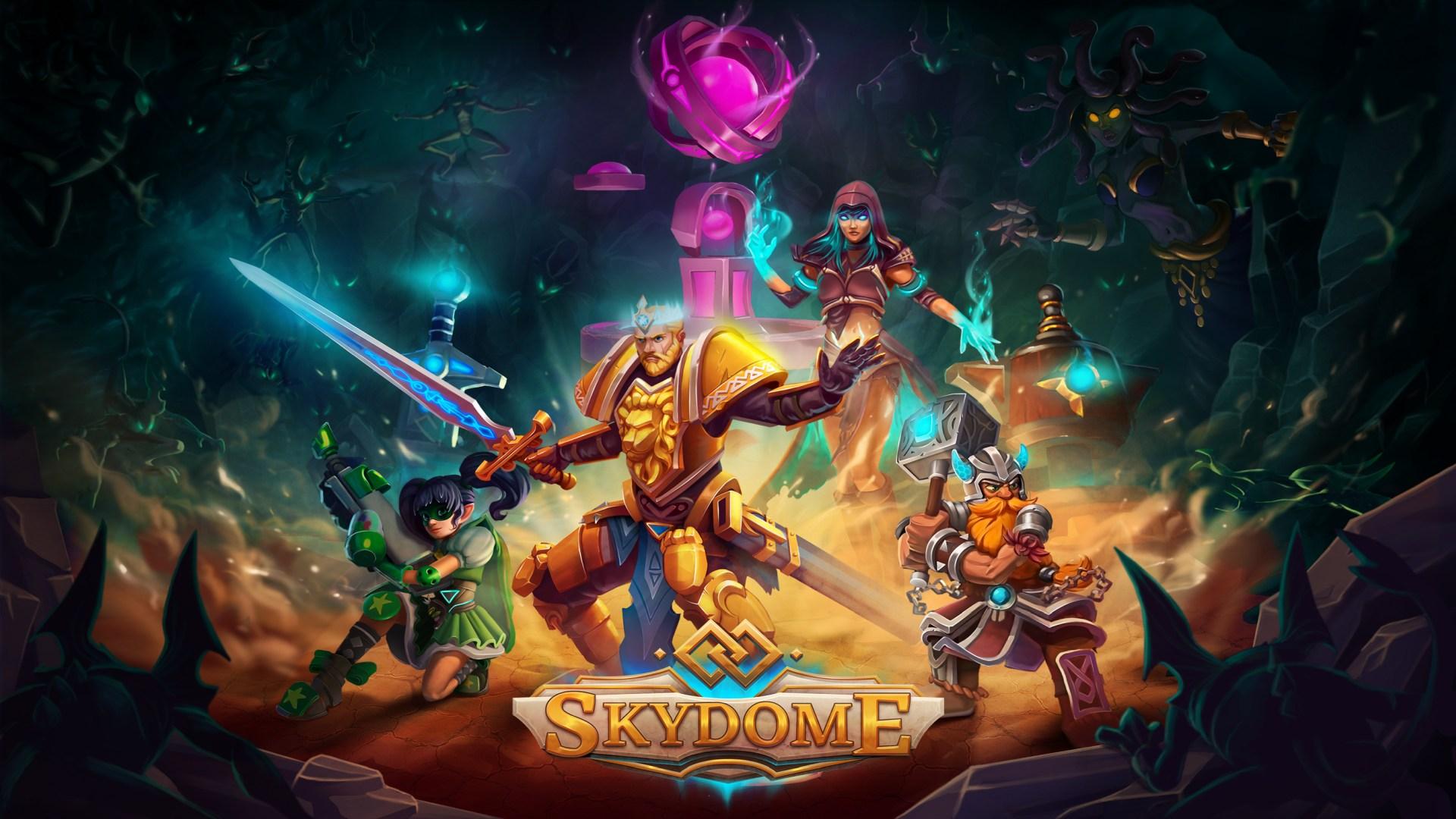 Skydome - art   Kinship Entertainment, gamigo