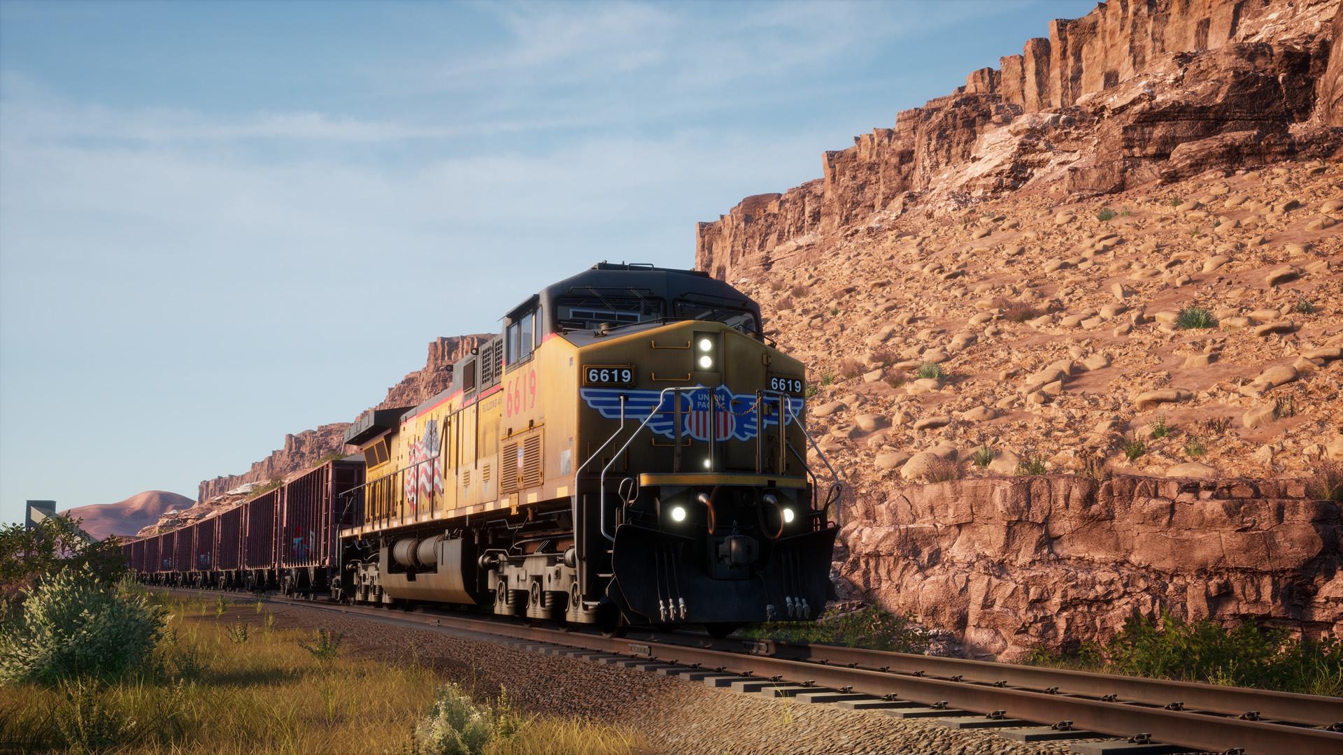Train Sim World 2 - Cane Creek: Thompson - Potash DLC | Dovetail Games, Skyhook Games