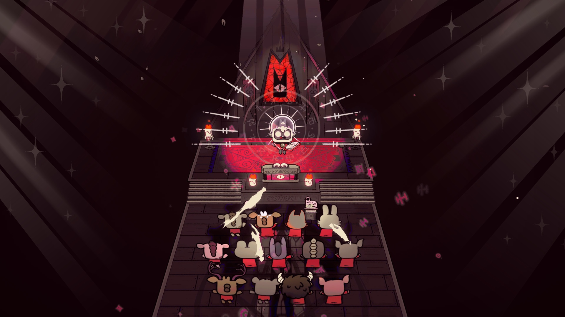 Cult of the Lamb | Massive Monster, Devolver Digital