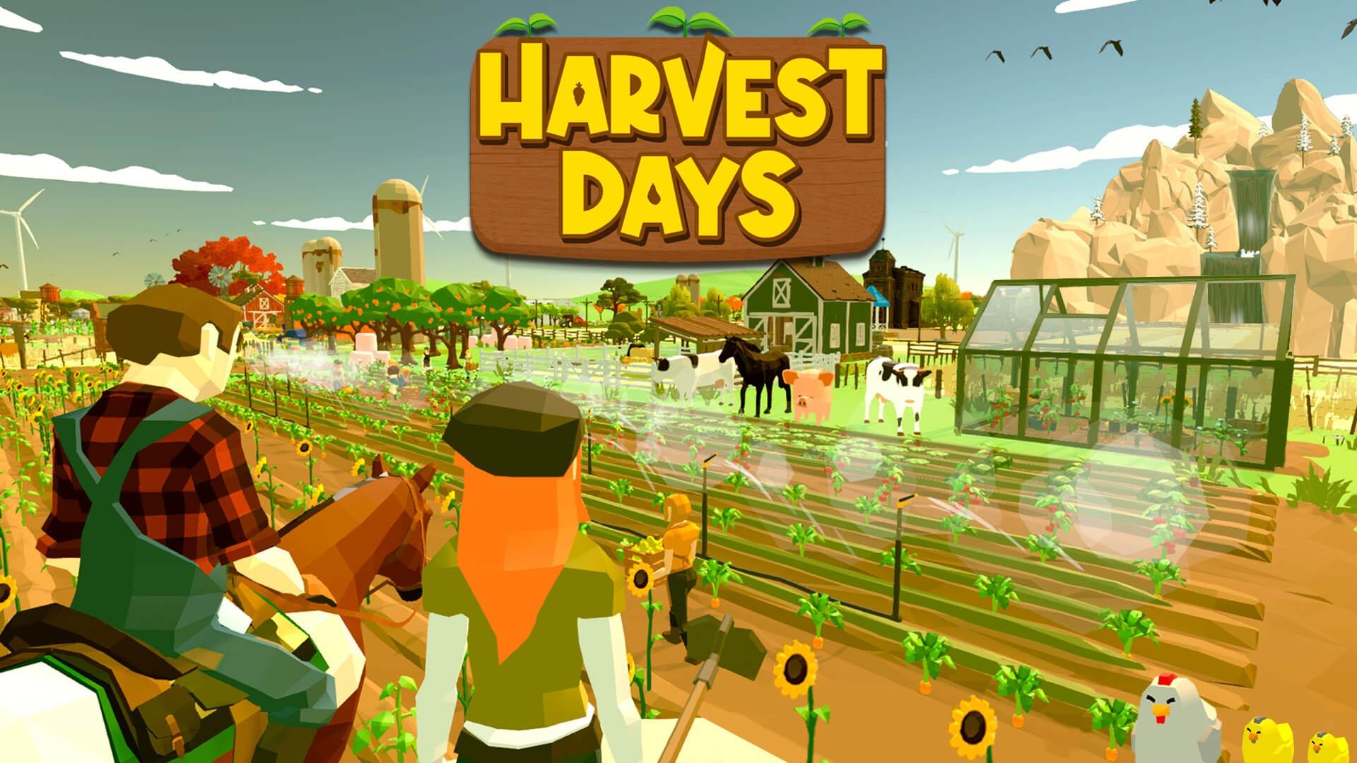 Harvest Days - wallpaper | Family Devs, Toplitz Productions