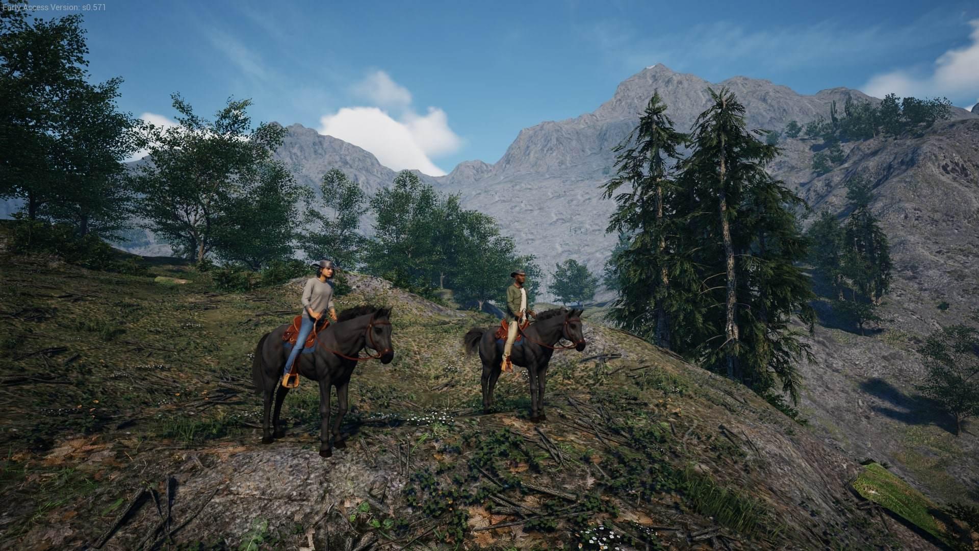 Ranch Simulator - Horses Update | Toxic Dog, Excalibur Games