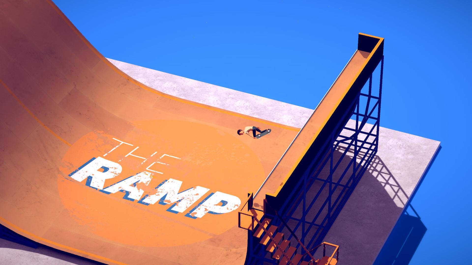 The Ramp | Hyperparadise