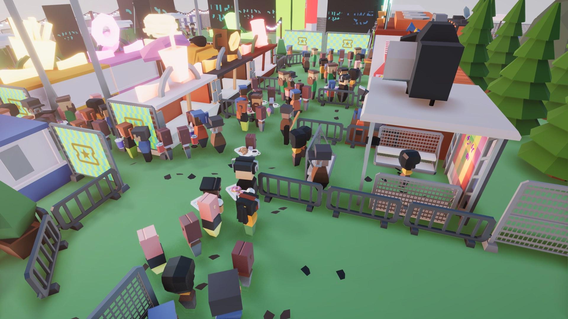Festival Tycoon   Dreihaus, Future Friends Games