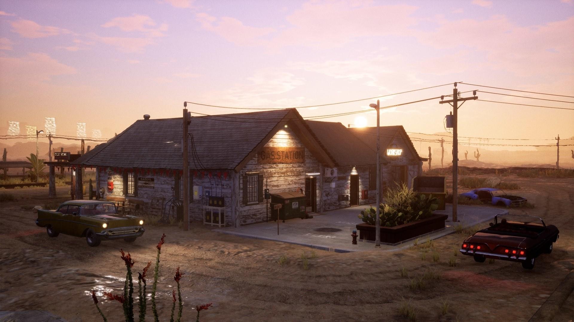 Gas Station Simulator | DRAGO entertainment