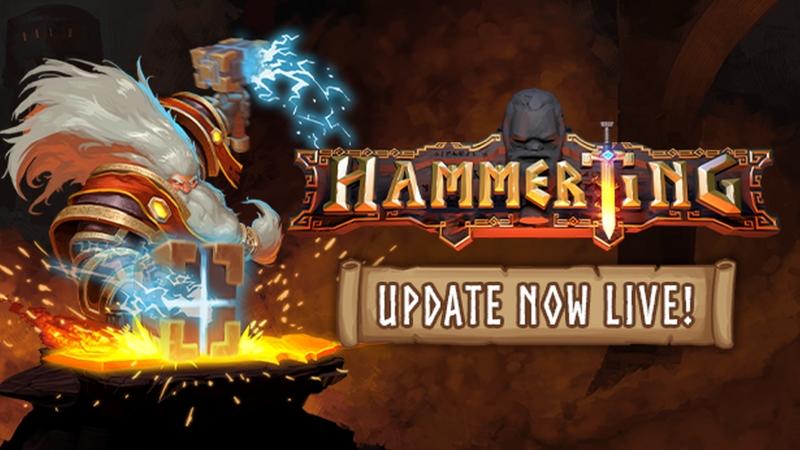 Hammerting - Update Art   Team17, Warpzone Studios