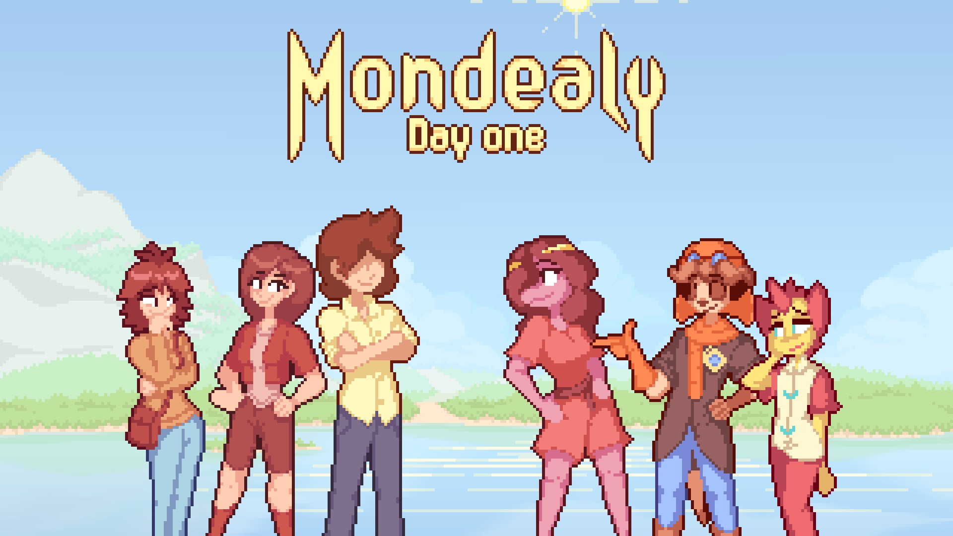 Mondealy: Day One - key art | Valkyrie Initiative, uglycoal