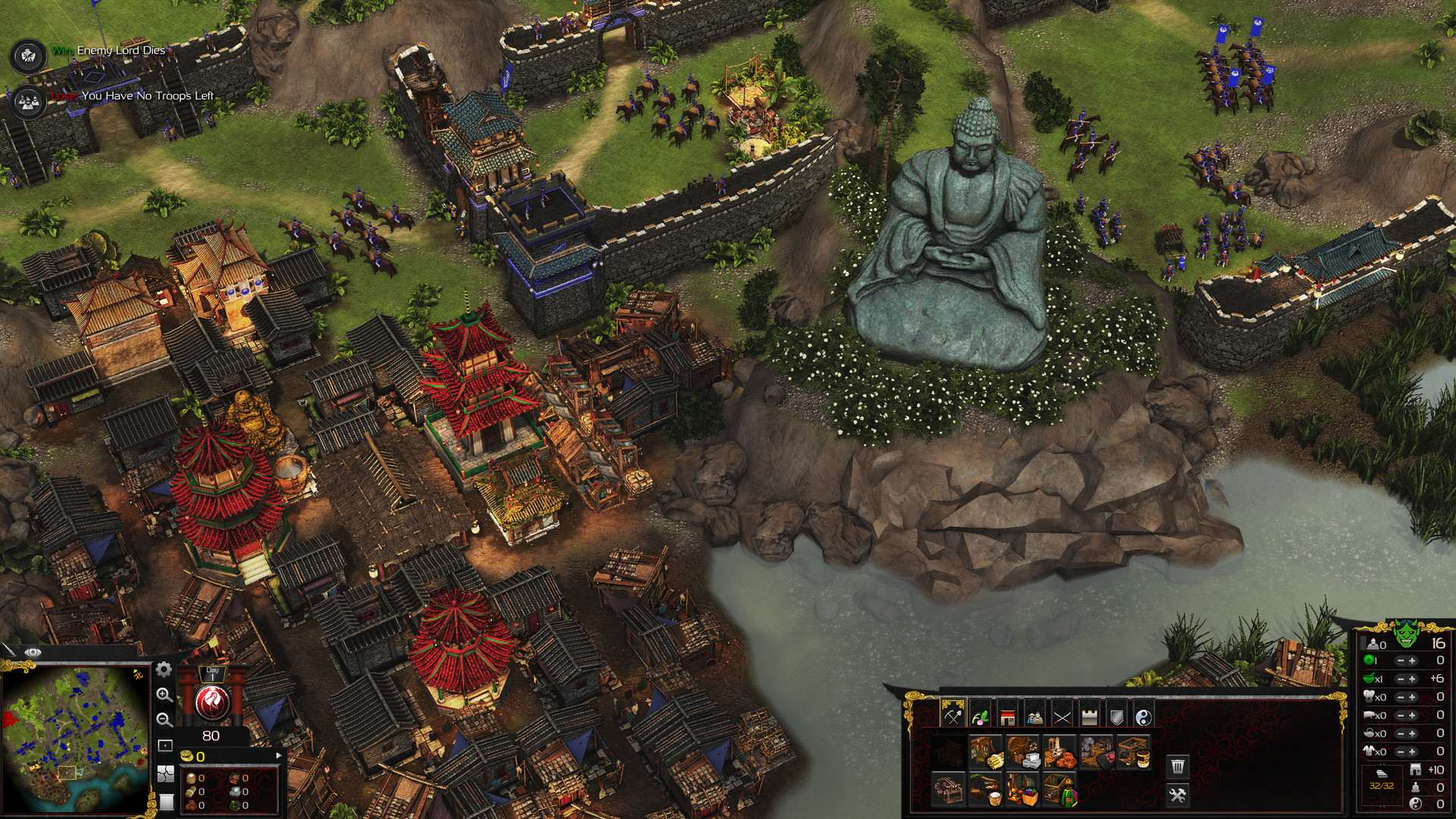 Stronghold: Warlords - The Mongol Empire Campaign DLC   Firefly Studios