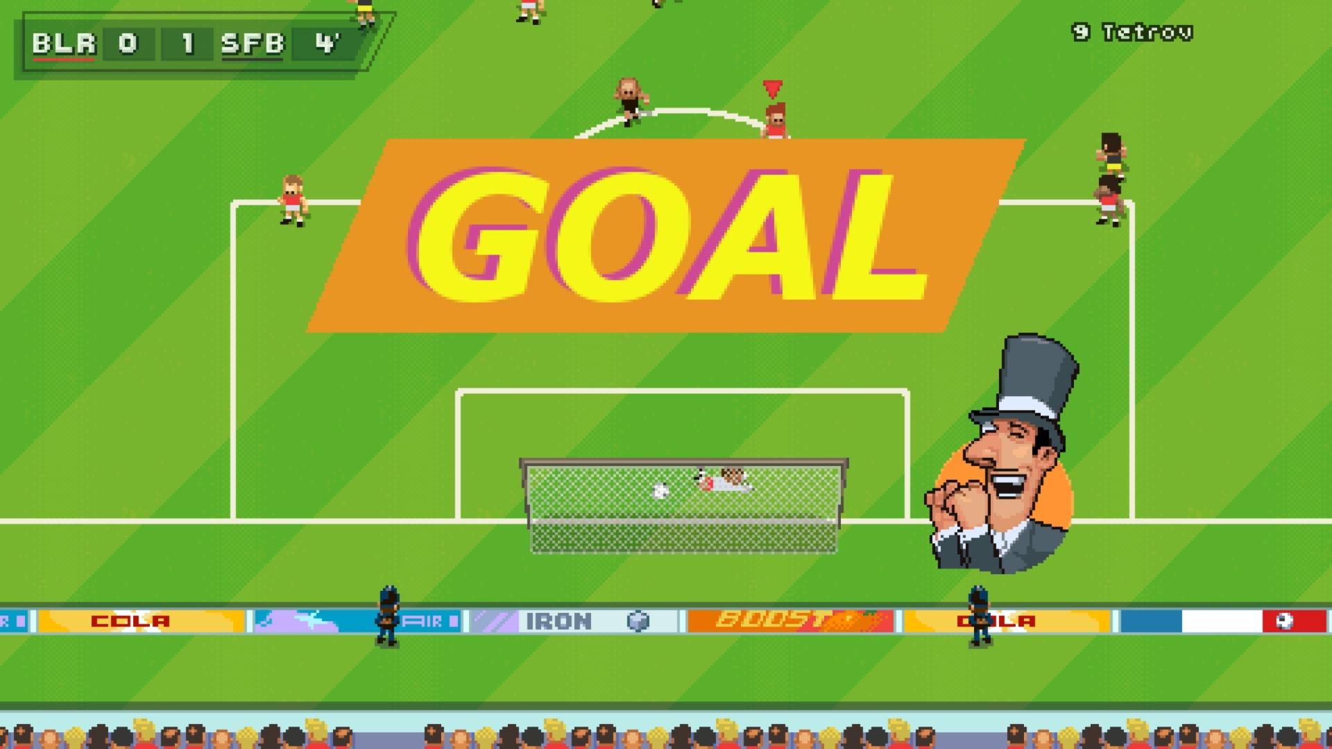 Super Arcade Football | OutOfTheBit