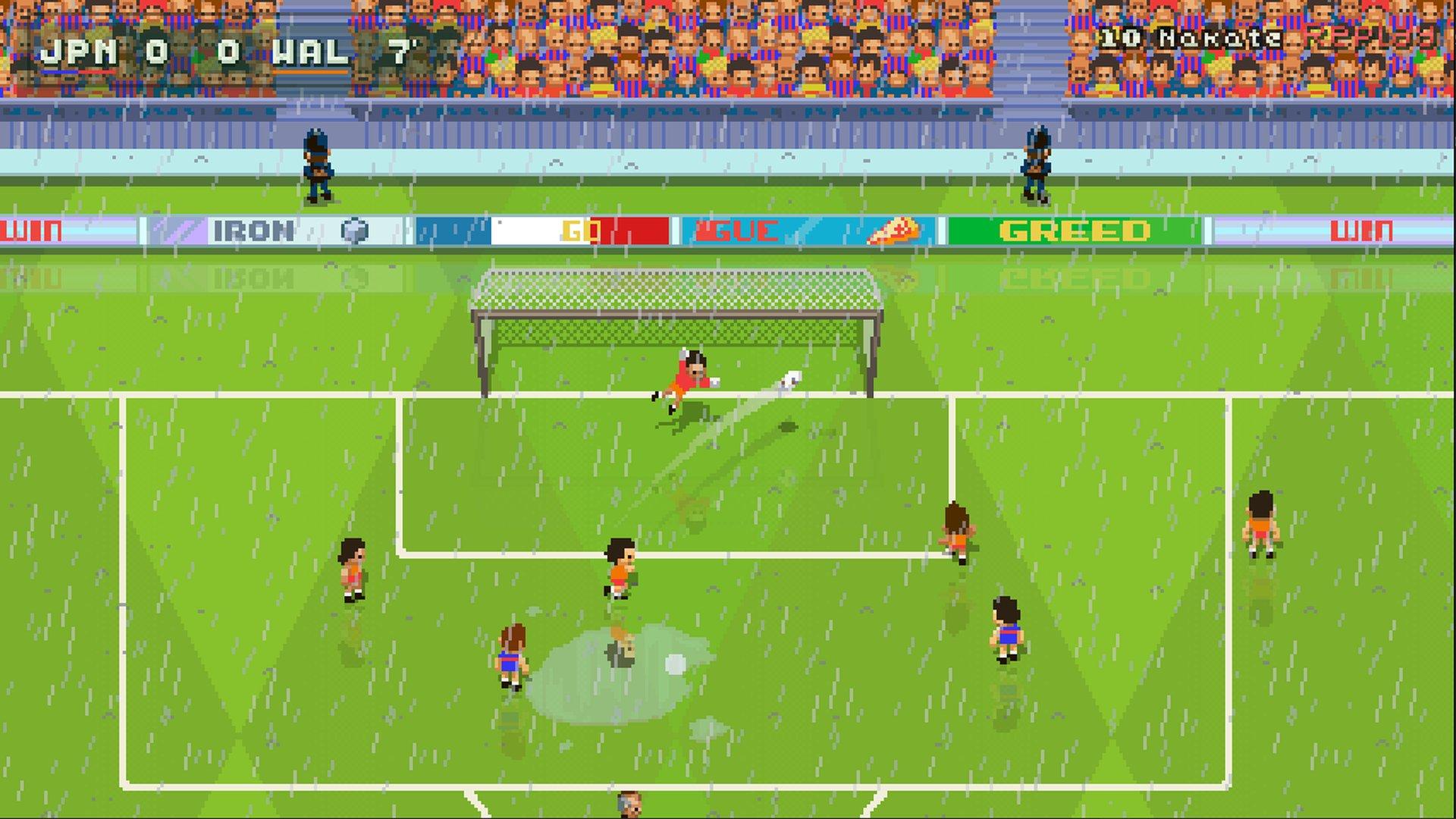 Super Arcade Football   OutOfTheBit