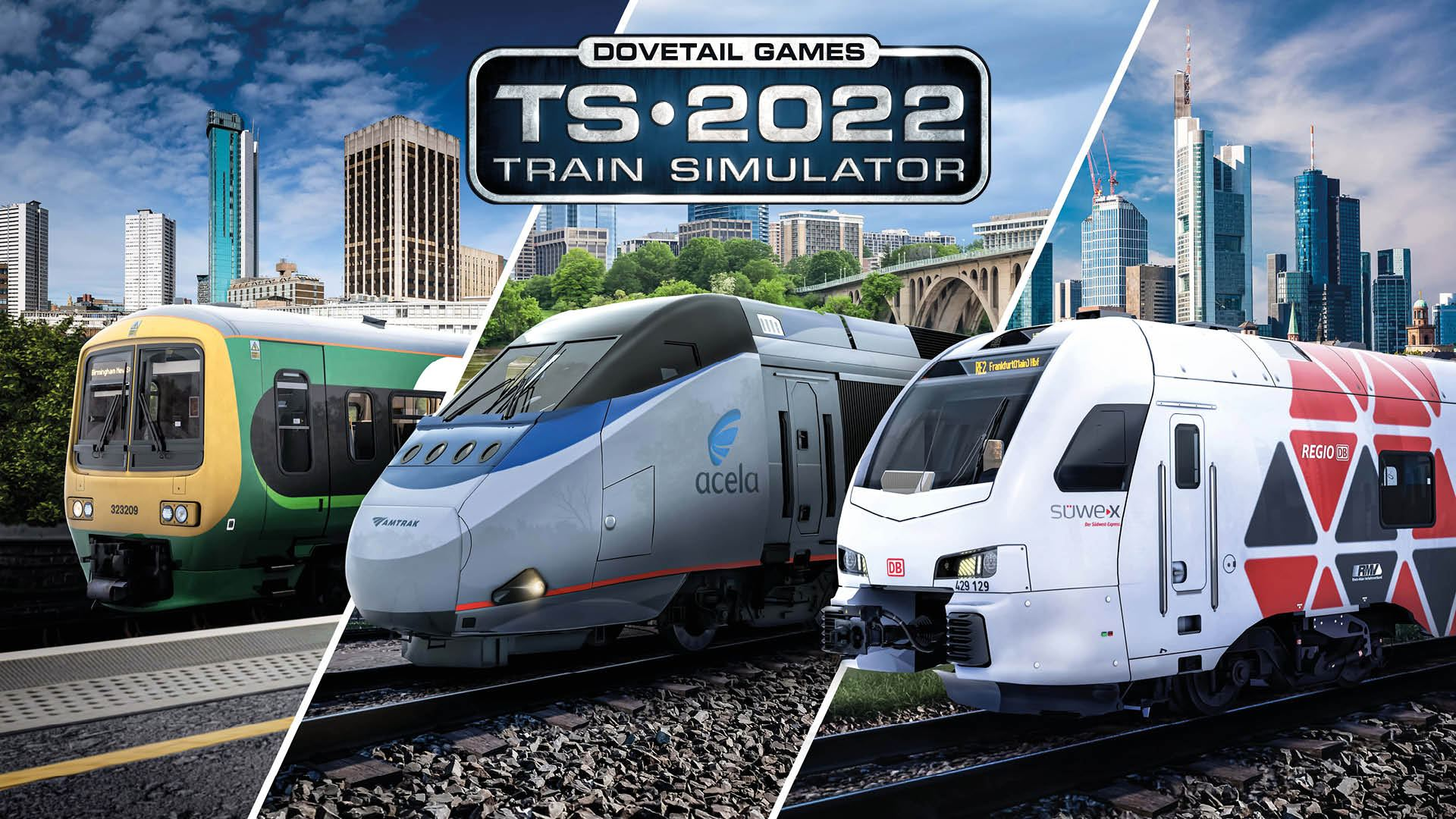 Train Simulator 2022   Dovetail Games