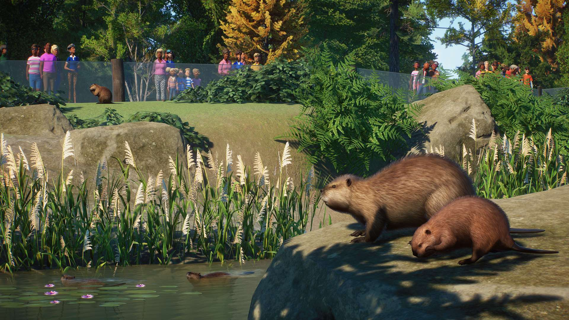 Planet Zoo: North America Animal Pack   Frontier