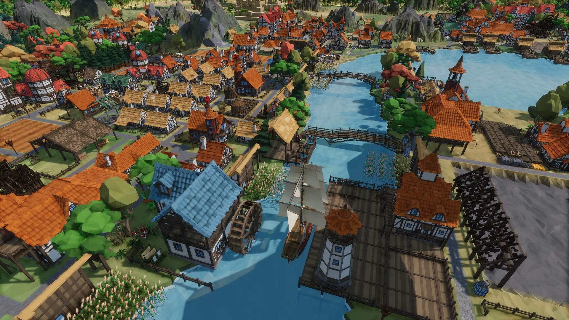 Settlement Survival   Gleamer Studio